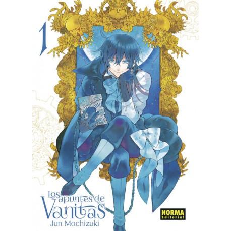 Los apuntes de Vanitas 01