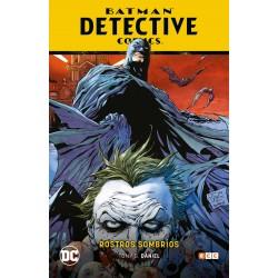Batman: Detective Cómics - Rostros Sombríos