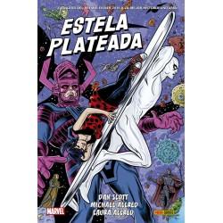 Marvel Omnibus. Estela Plateada de Dan Slott y Mike Allred