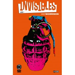 Los Invisibles vol. 01de 05 (BIBLIOTECA GRANT MORRISON)