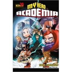 My Hero Academia 20 + tarjetero de regalo