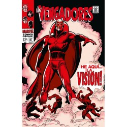 Marvel Facsímil. The Avengers 57