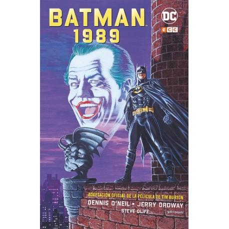 Batman: Adaptación oficial de la película de Tim Burton