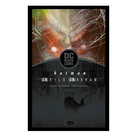 Batman: Asilo Arkham - Edición Black Label