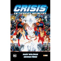 Crisis en Tierras Infinitas XP 02 (de 05)