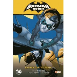 BATMAN: BATMAN Y ROBIN VOL. 02 - BATMAN CONTRA ROBIN (BATMAN SAGA - BATMAN Y ROBIN PARTE 2)