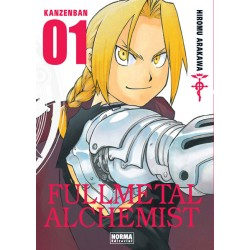 Fullmetal Alchemist Kanzenban 01