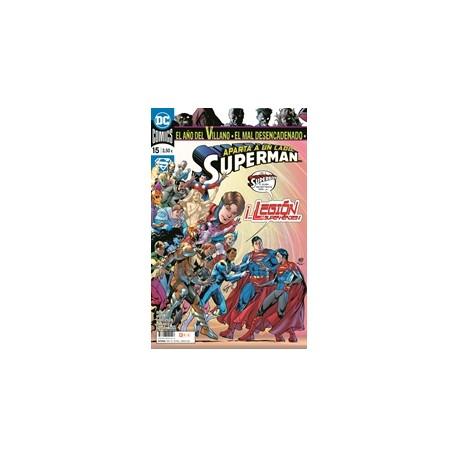 Superman Vol. 06: Eesperanzas y temores (Superman Saga - Renacido Parte 3)