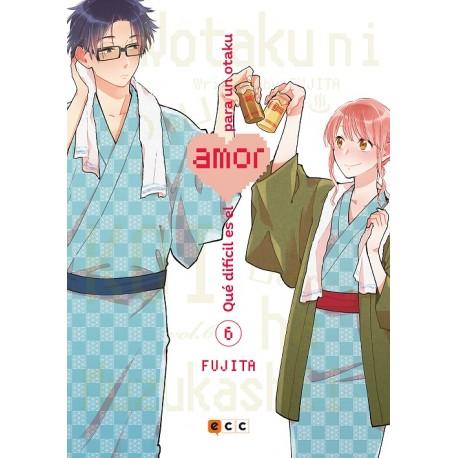 Qué difícil es el amor para un otaku 06