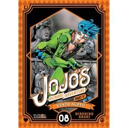 Jojo's Bizarre Adventure Parte 5: Vento Aureo 08