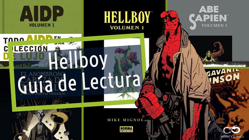 Guia de Lectura - Hellboy