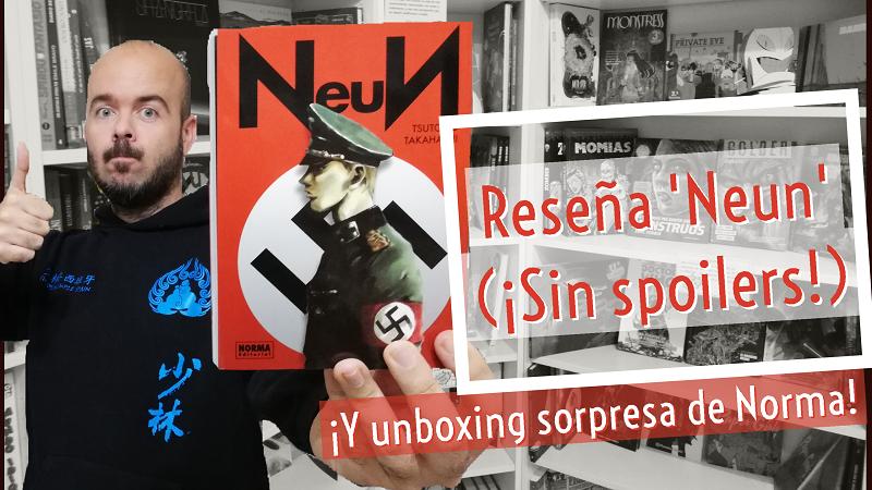 Reseña Manga Neun (¡sin spoilers!)