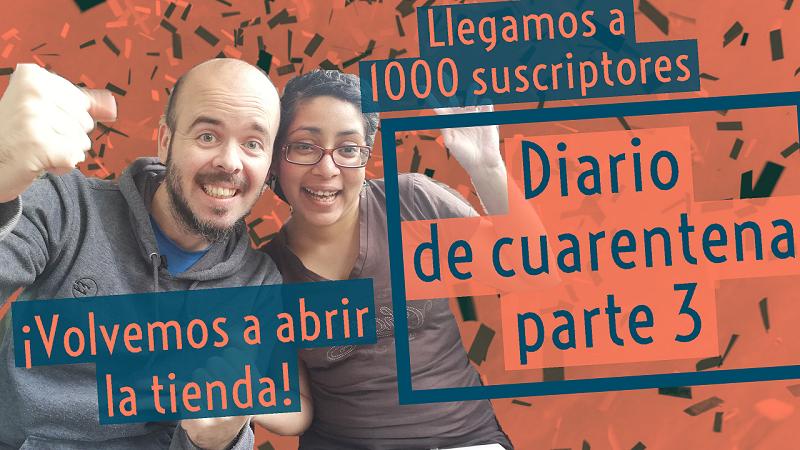 Diario de Cuarentena parte 3 I Covid-19/ Coronavirus Madrid